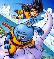 Nekomajin y Goku