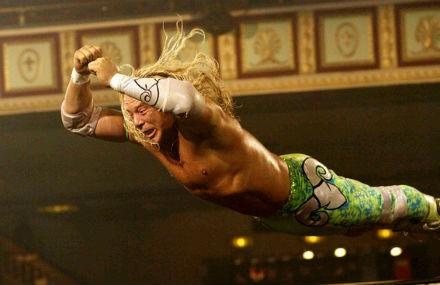the-wrestler-golpe