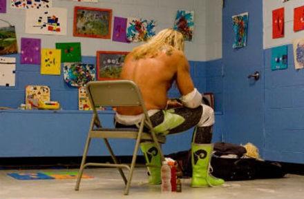 the-wrestler-solo