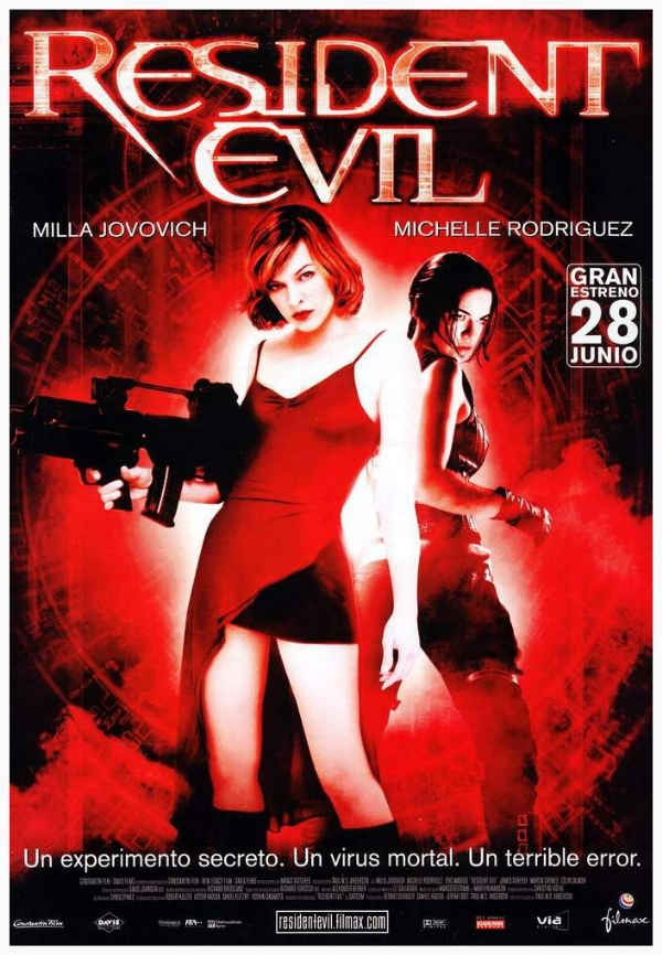 Crítica de Resident Evil