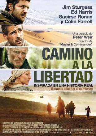 caminoalalibertad_poster