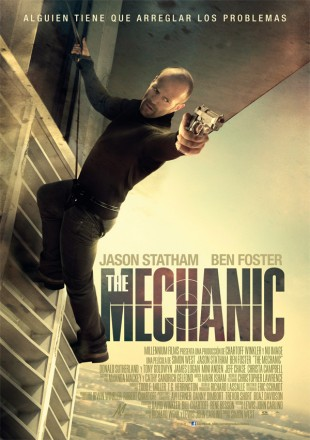 themechanic_poster