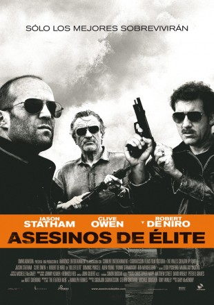 asesinosdeelite-poster