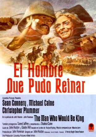 elhombrequepudoreinar-poster