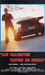 losvalientesvistendenegro-poster