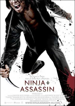 Portada de Ninja Assassin