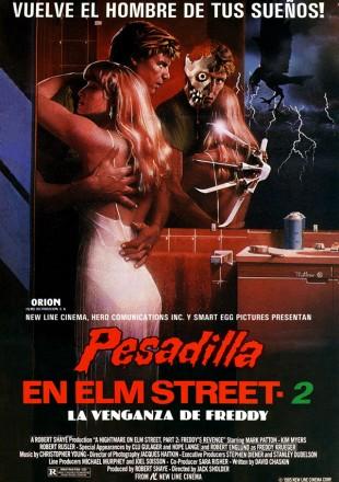 pesadillaenelmstreet2-poster