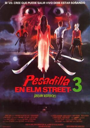 pesadillaenelmstreet3-poster