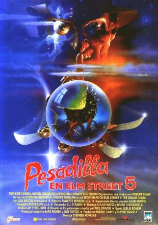 pesadillaenelmstreet5-poster