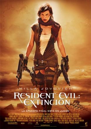 residentevilextincion_poster