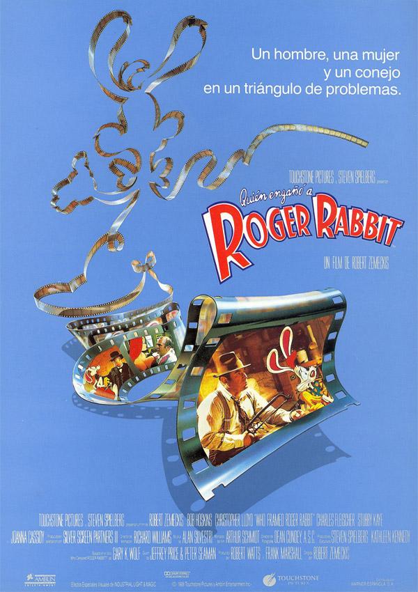 Crítica de ¿Quién engañó a Roger Rabbit?