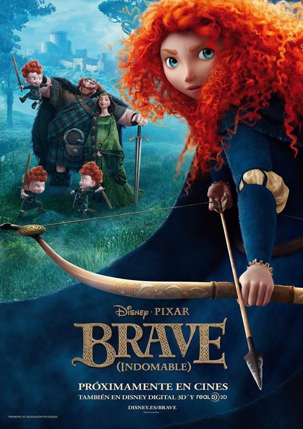 Crítica de Brave (Indomable)