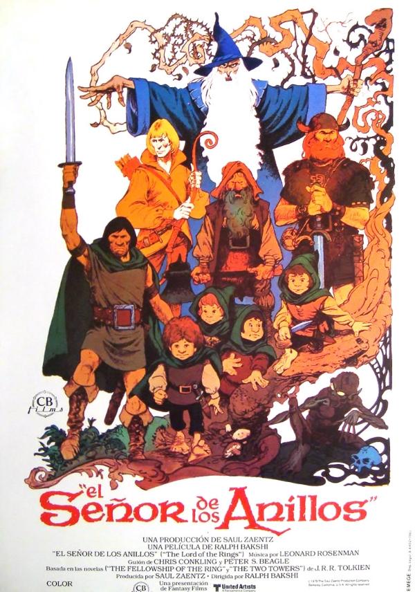 Crítica de El Señor de los Anillos (1978).