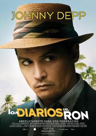 losdiariosdelron-poster