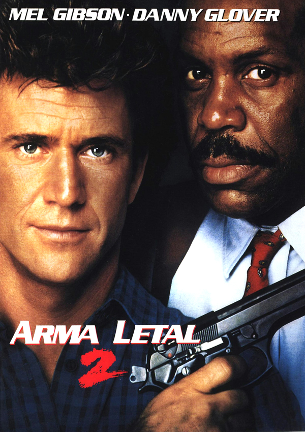 Arma Letal 2 poster