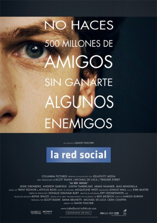 la-red-social-poster