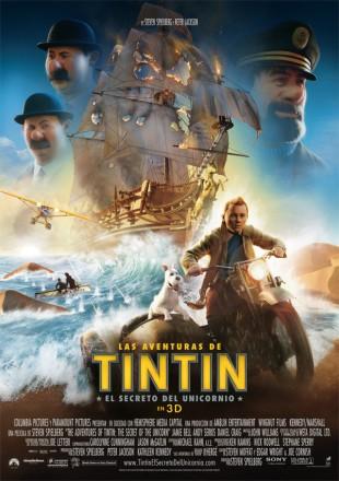 las-aventuras-de-tintin-poster