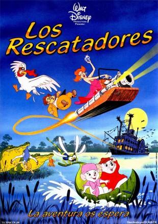 los-rescatadores-poster