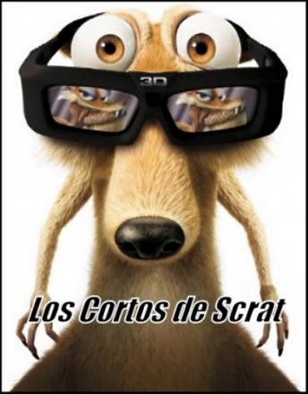 los-cortos-de-scrat-poster