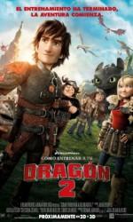 como-entrenar-a-tu-dragon-2-poster
