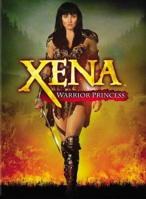 """xena poster - Recomendamos series sobre """"Mitología"""""""