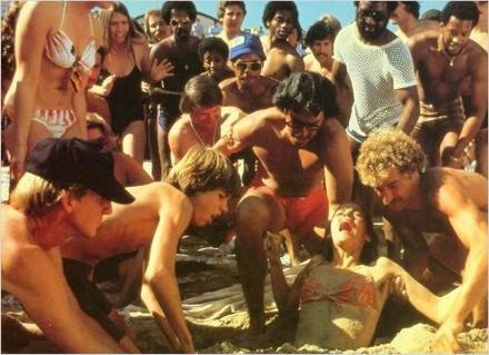 Playa Sangrienta