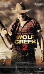 Wolf Creek 2 portada