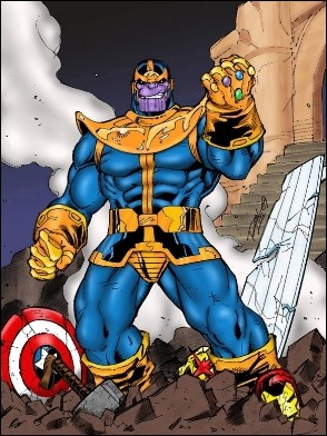 guardianes-de-la-galaxia-comic-thanos