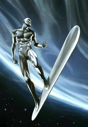 silver-surfer