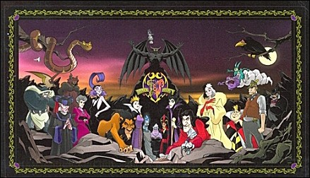 10 Villanos De Disney