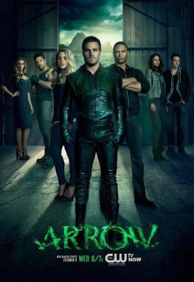 arrow-segunda-temporada-poster