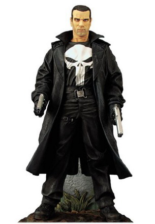 punisher-statue