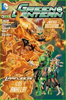 green-lantern-numero-21-portada