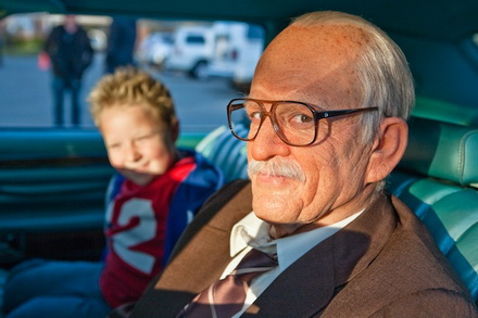 Jackass Bad grandpa