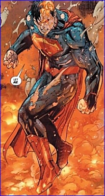 superman-on-fire