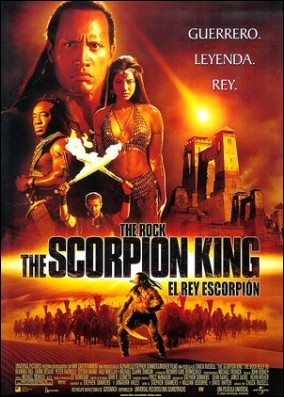 el-rey-escorpion-poster