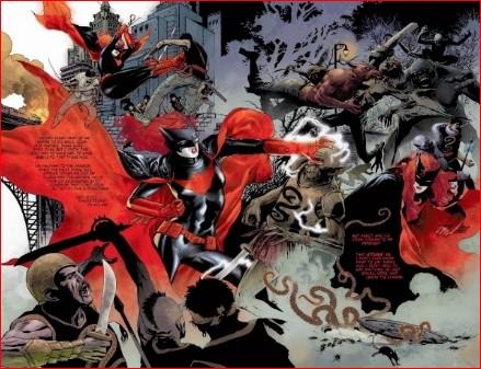 batwoman-mareas-de-sangre-pelea