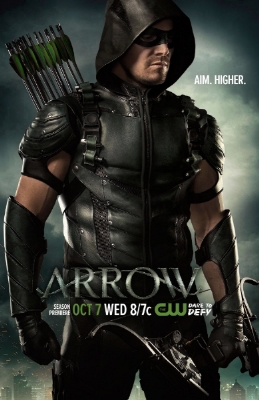 arrow-temporada-4-poster