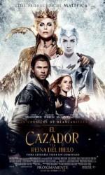 el-cazador-y-la-reina-del-hielo-poster