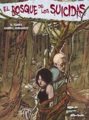 el-bosque-de-los-suicidas-comic