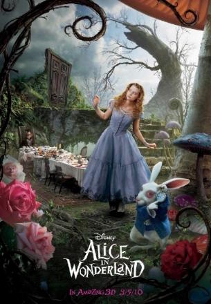 Crítica de Alicia en el País de las Maravillas (2010)