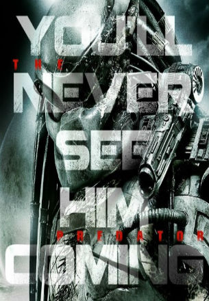 Acercamiento a THE PREDATOR