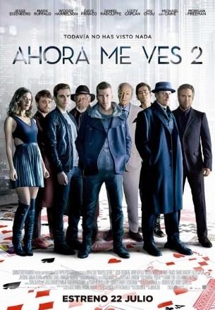 ahora-me-ves-2-poster