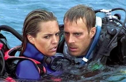 open-water-pareja