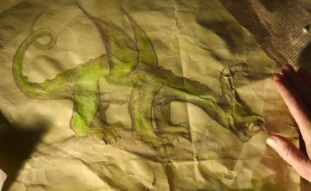 peter-y-el-dragon-dibujo