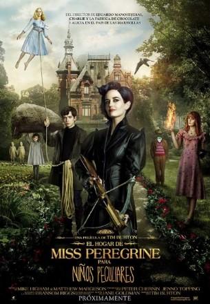 el-hogar-de-miss-peregrine-poster
