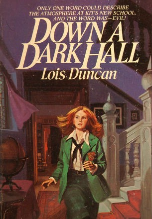 down-a-dark-hall-book
