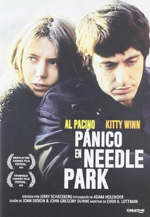 panico-en-needle-park-poster