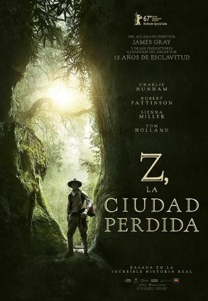 z-la-ciudad-perdida-teaser-poster