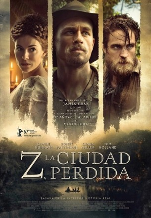 z-la-ciudad-perdida-poster